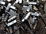 LEGO Ziegel: Schwarz 1x4 Teil 3010 (X 50)