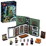 LEGO 76383 Harry Potter Hogwarts Moment: Zaubertrankunterricht Set, Spielzeugkoffer mit Minifiguren, Sammlerstück