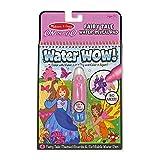 Melissa & Doug 9415 & Doug Water Wow Malblock - Malen mit Wasser - Märchen (4 Seiten)