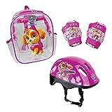 PAW PATROL OPAW004-F In einem Rucksack Schutzset, Mehrfarbig, Kid