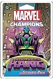 Asmodee Marvel Champions: Das Kartenspiel - The Once and Future Kang, Szenario Erweiterung, Deckbau, Deutsch