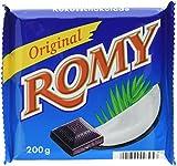 Romy Cocos Schokolade Classic, 18er Pack (18 x 200 g Packung)