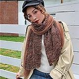 PGS Damen-Schal und -wickel, Polyester, leicht, weich, robust, für Erwachsene und Kinder (Farbe: E)