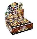 Yu-Gi-Oh! TRADING CARD GAME Lightning Overdrive Display-Deutsche Ausgabe, Mehrfarbig