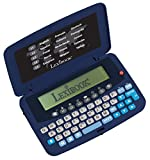 Lexibook Ubersetzer in 15 Sprachen, integrierter Euro-Konverter, Batterien, Lila/Schwarz, NTL1570