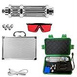 WFIT Blau-licht-fackel-Set Im Freien Taschenlampe Werkzeug Leistungsstarke Zigarre Brennen Feuerzeug Nachladbare Pointer Stlye2
