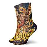 kasual Dokken Knöchel Comprion Socke für Männer und Frauen Paare, Low Cut Comprion Laufsocke mit Knöchelstütze