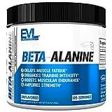 EVLution Nutrition Beta-Alanine, Unflavored - 200g