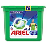 Ariel Waschmittel Pods All-in-1, Universal + EXTRA Geruchsabwehr, 20 Waschladungen