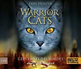 Warrior Cats. Geheimnis des Waldes: I, Folge 3, gelesen von Marlen Diekhoff, 5 CDs in der Multibox, ca. 5 Std.
