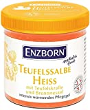 Enzborn Teufelssalbe Pflegegel Heiß 200 ml, 1er Pack (1 x 200 ml)