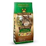 Wolfsblut - Green Valley - 15 kg - Lamm und Lachs - Trockenfutter - Hundefutter - Getreidefrei