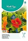 Hortitops 14886 Essbare Blumen Mischung (Blumensamen)