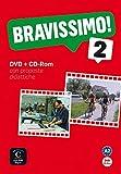 Bravissimo! 2: Corso d'italiano. DVD + CD-ROM (Bravissimo: Corso d'italiano, Band 2)