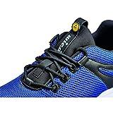 Wica Sicherheitsschuhe GAVIA S1P ESD SRA, blau/schwarz Gr.48