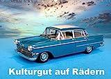 Kulturgut auf Rädern (Wandkalender 2022 DIN A2 quer)
