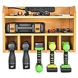 Elektrowerkzeug-Organizer,Werkzeugspeicher,werkzeughalter,Werkzeuge Regal,Power Tool-Speicher und Organizer,Garage Werkzeugregal,werkzeug ordnungssystem für Elektrowerkzeuge und Werkzeug Organizer