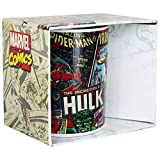 Marvel Comics Kaffeetassen, Keramik, Mehrfarbig, 8x11.5x9.5 cm
