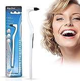 Zahnfleck Radiergummi, Zahnsteinentferner Polierer Zahnreinigung Zahnaufhellung Interdental Pick Mundhygiene   Weiß