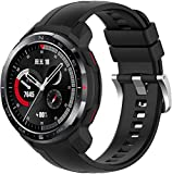 Shieranlee Armband kompatibel mit Huawei Honor Watch GS Pro Smart Watch, Weiche Silikon Ersatz Uhrenarmbänder für GS Pro Smart W