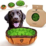URBAN PAUL® Schnüffelteppich Hund - NEU - hochwertiges Hundespielzeug von deutschem Unternehmen - Intelligenzspielzeug für Hunde - größenverstellbar und waschb
