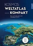 Kosmos Weltatlas kompakt: Das aktuelle Bild unserer Erde