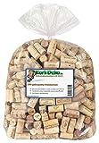 250 gebrauchte Weinkorken (Wein Korken Flaschenkorken) - Naturkorken Kork, ideal zum Basteln und Dek