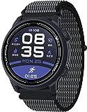 COROS PACE 2 Premium GPS Sportuhr, Herzfrequenzmesser, 30-Stunden-GPS-Vollbatterie, Barometer, ANT + & BLE-Anschlüsse, Strava, Stryd & TrainingPeaks (Navy Nylon)