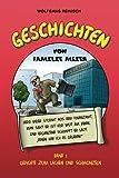Geschichten von Familie Meier, Band 1: Gedichte zum Lachen und Schmunzeln