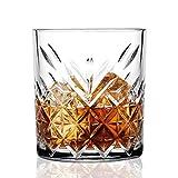SAHM Gläser Set 12 teilig 200ml   Trinkgläser Set   Timeless Wassergläser Set   Auch ideale Gin Gläser, Latte Macciato Gläser & Whisky Gläser
