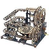 Gogias Holz Modellbausätze Orbital Kugeln Holz Modellbausätze 3D Holzpuzzle Mechanisches Modell für Jugendliche und Erwachsene