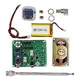 TISHITA BIN und SW LSB und USB Stereo Radio Empfänger Montiert 3,5mm Modul Dauerhaft zu Nutzen - Typ 1