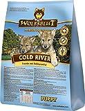 Wolfsblut Cold River Puppy Trockenfutter für Welpen mit Forelle und Süßkartoffel (2KG)