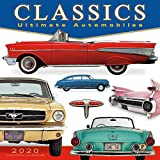 2020 Classics: Ultimate Automobiles 16-Month Wall Calendar: By Sellers Publishing