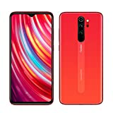 Xiaomi Redmi Note 8 Pro 6 GB 128 GB, 64 MP AI Quad Kamera, 4500 mAh Akku, 20 MP Frontkamera, Dual SIM, 64 MP AI Quad Kamera, 6.53 Zoll Full Display, EU Version Orang