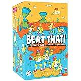 Gutter Games Beat That! - Das verrückte Spiel der rasenden Herausforderungen [Partyspiel für Kinder und Erwachsene]