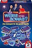 Schmidt Spiele 49356 Wer Weiss denn sowas, Quizspiel, b