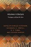 Advances in Analysis: The Legacy of Elias M. Stein (PMS-50) (Princeton Mathematical Series) (English Edition)