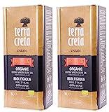 2x 5,0l Kanister BIO Olivenöl Terra Creta Estate | Extra natives Olivenöl von Kreta | + 1 x 20ml Olivenöl'ElaioGi' aus G