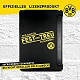 Borussia Dortmund Smart Cover passend für das Apple iPad Mini 4'Fest und Treu zusammen