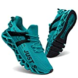 JSLEAP Herren Laufschuhe Walking Athletic für Frauen Casual Slip Fashion Sports Outdoor-Schuhe