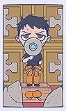 GUANGZHENG Feuerwaffen-Diamant-Malerei/Obi Akitaru Cartoons Muster/Anime Dekorative Malerei/Familie Schlafzimmer Handwerk/Eltern-Kind-Interactive Puzzle Toys/Geeignet for Erw