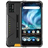 UMIDIGI Bison, IP68 & IP69K zertifiziertes, wasserdichtes und staubdichtes Smartphone, 6,3' FHD mit 5000mAh Akku und 48 MP Quad-Kamera, Globale Version 4G Volte (8+128 GB)…