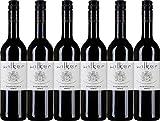 Wilker Dornfelder Rotwein 2020 Lieblich (6 x 0.75 l)