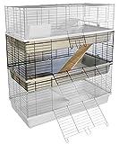 PETGARD Erweiterungsset für Kaninchen- und Meerschweinchenkäfig Grenada 120