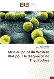 Mise au point du Western Blot pour le diagnostic de l'hydatidose