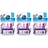 Ambi Pur 3volution Lufterfrischer, elektrisch, Nachfüllpack, Lavendel, 20 ml, 3 Stück