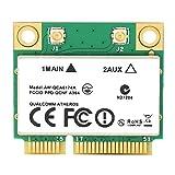 QCA6174A Mini PCI-E Wireless-Netzwerkkarte Eingebaute Hochgeschwindigkeitsübertragung für Betriebssystem für Windows 7/8/10