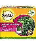 Solabiol Buchsbaumzünsler-Falle, zur insektzidfreien Befallskontrolle von Buchsbaumzünsler Faltern, mit zwei Pheromonbehältern