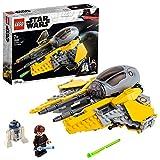 LEGO 75281 Star Wars Anakins Jedi Interceptor, Bauset mit R2-D2